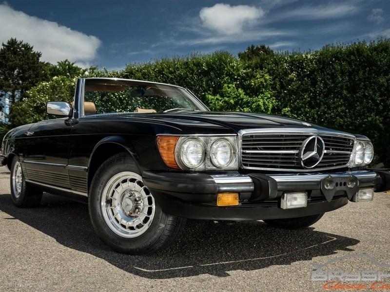 18 Mercedes SL-Class til salg – Brugte Mercedes SL-Class til billigste pris
