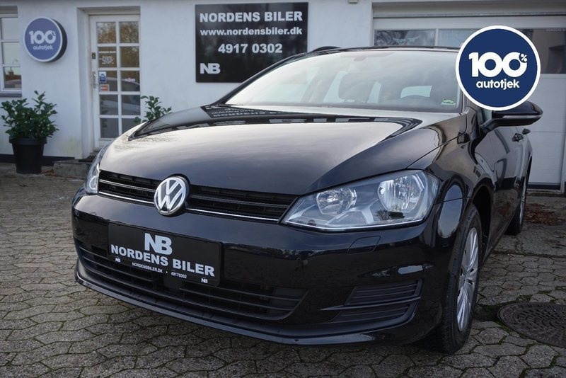 brugt 1 2 tsi 105 trendline variant bmt vw golf vii 2013 km i esperg rde. Black Bedroom Furniture Sets. Home Design Ideas