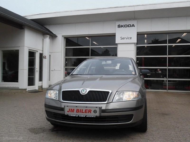 ▷ skoda octavia 1.6 benzin 102 hk (2007) | sjælland | autouncle