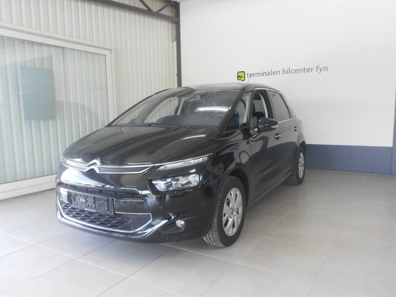 brugt Citroën C4 Picasso 1,6 BlueHDi 120 Intensive 5
