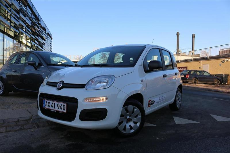 gebraucht Fiat Panda 0,9 TwinAir Pop Air 60HK 5d
