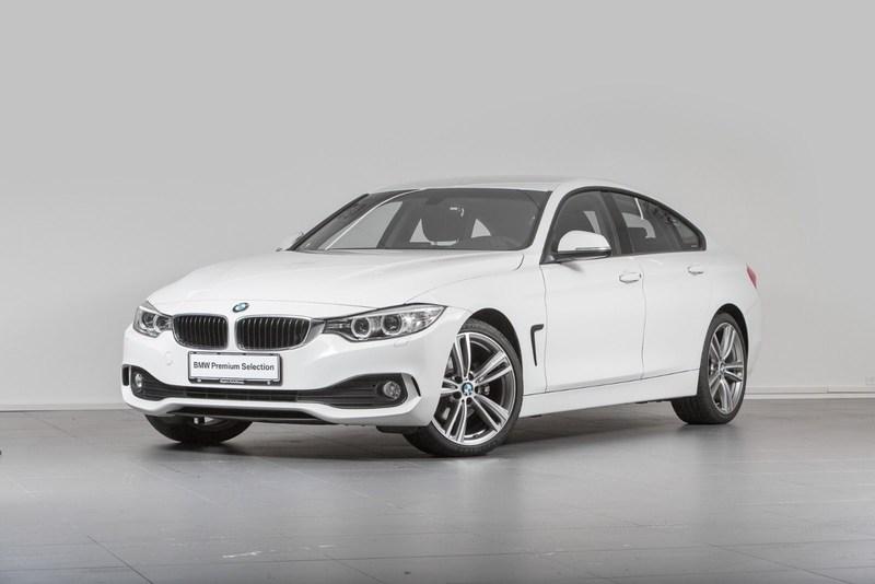 brugt BMW 420 d 2,0 Gran Coupé 5d