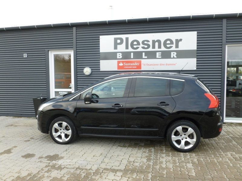 solgt peugeot 3008 2 0 hdi 150 prem brugt 2011 km i bramming. Black Bedroom Furniture Sets. Home Design Ideas