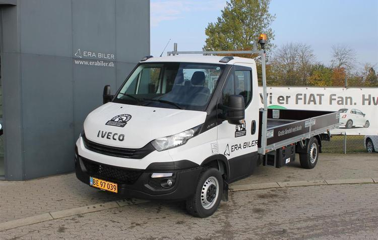 brugt Iveco Daily 35S16 4100mm 2,3 D 146HK Ladv./Chas. 6g