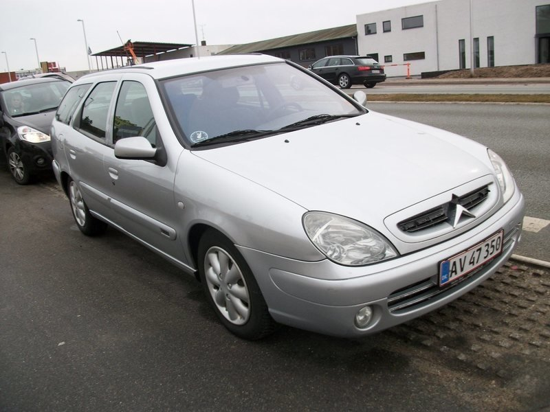 Brugt 2,0 HDi Prestige Weekend Citroën Xsara – 2004, km 265.000 i Herlev