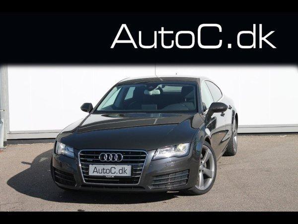 brugt Audi A7 Sportback 3.0 TDI DPF S tronic 5d
