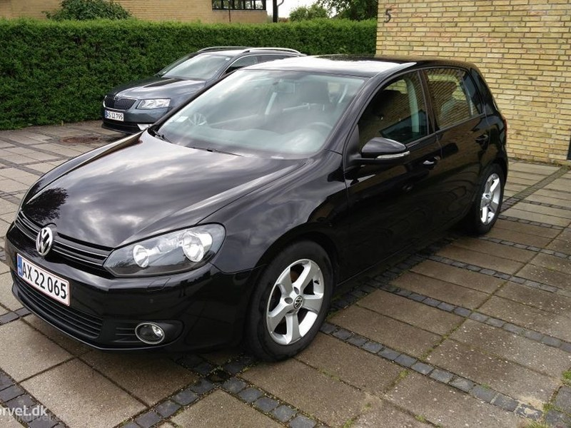 solgt vw golf 2 0 tdi comfortline 1 brugt 2009 km i nordjylland. Black Bedroom Furniture Sets. Home Design Ideas