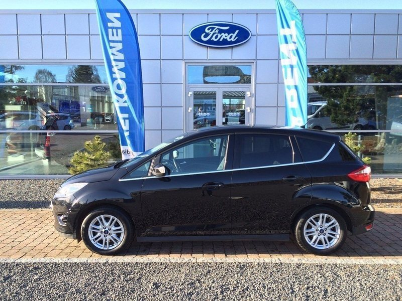 brugt 1 6 tdci van titanium 115hk mpv 5d ford c max 2014 km i nr snede. Black Bedroom Furniture Sets. Home Design Ideas