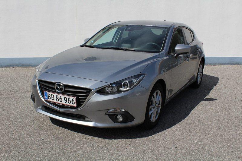 brugt Mazda 3 2,2 Sky-D 150 Vision