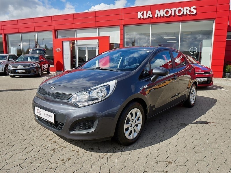 solgt kia rio 1 4 crdi active 90hk brugt 2012 km 16. Black Bedroom Furniture Sets. Home Design Ideas