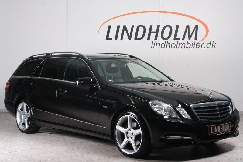 brugt Mercedes E300 CDi Avantgarde st.car aut. BE