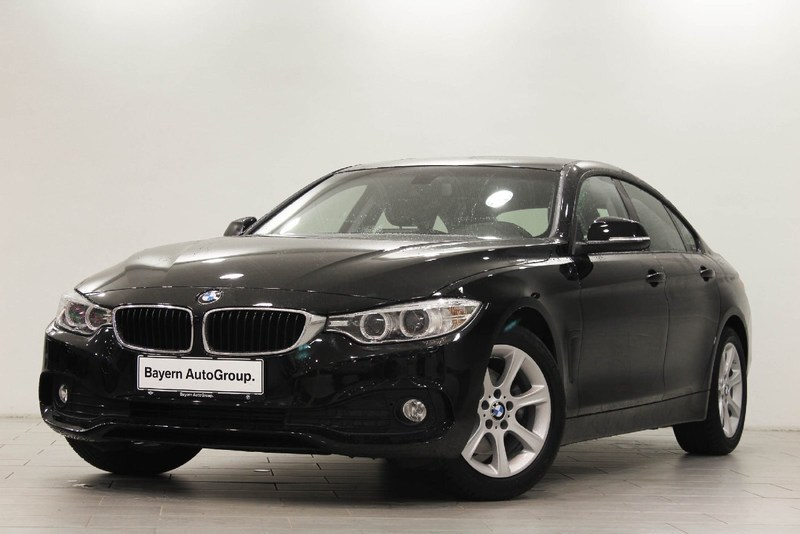 brugt BMW 420 d 2,0 Gran Coupé aut. 5d