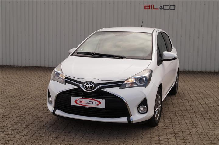brugt Toyota Yaris 1,0 VVT-I T2 Premium 69HK 5d