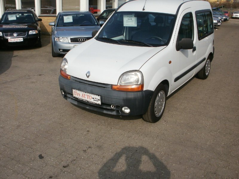7 Renault Kangoo til salg – Brugte Renault Kangoo til billigste pris