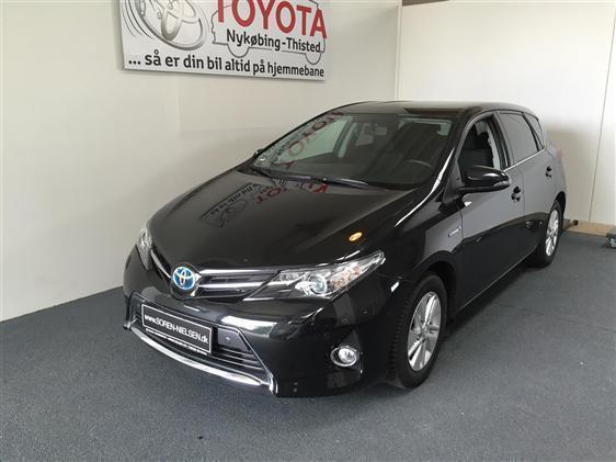 brugt Toyota Auris 1,8 VVT-I H2+ E-CVT 136HK 5d Aut.