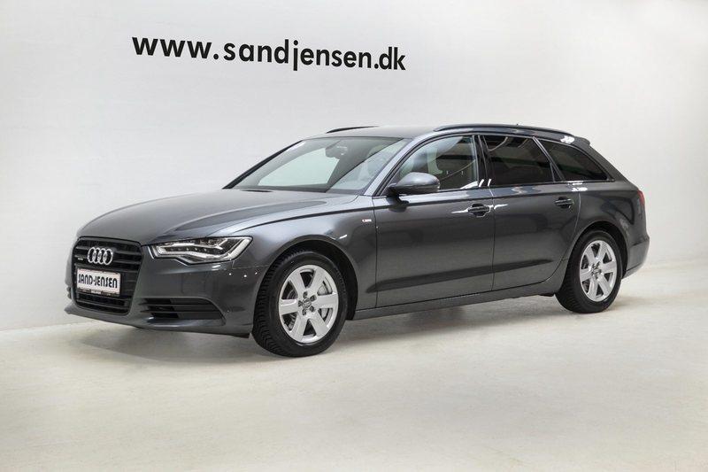 brugt Audi A6 3,0 TFSi 310 Avant quattro S-tr.