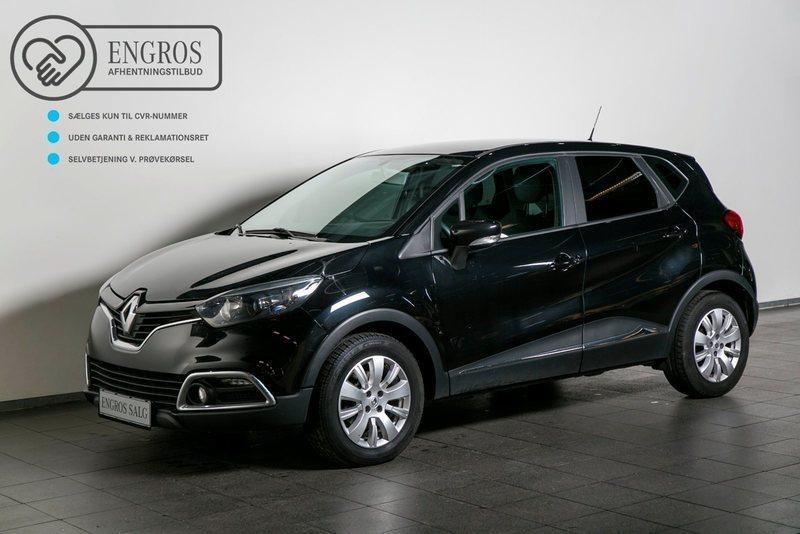 brugt Renault Captur 1,5 dCi 90 Expression EDC Van