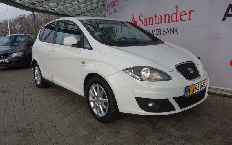 brugt Seat Altea 2,0 TDI PD DPF Style DSG 140HK Van 6g Aut.