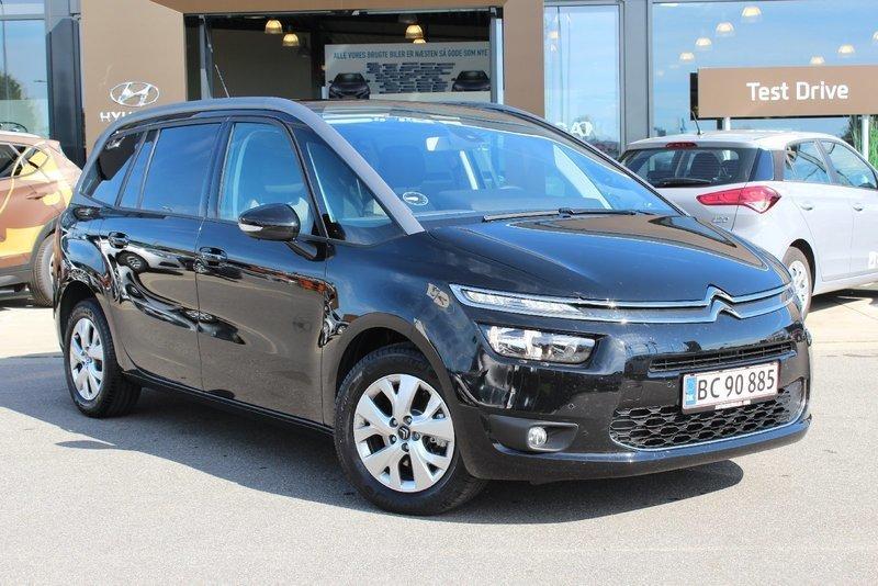brugt Citroën Grand C4 Picasso BlueHDi 120 Intensive EAT6