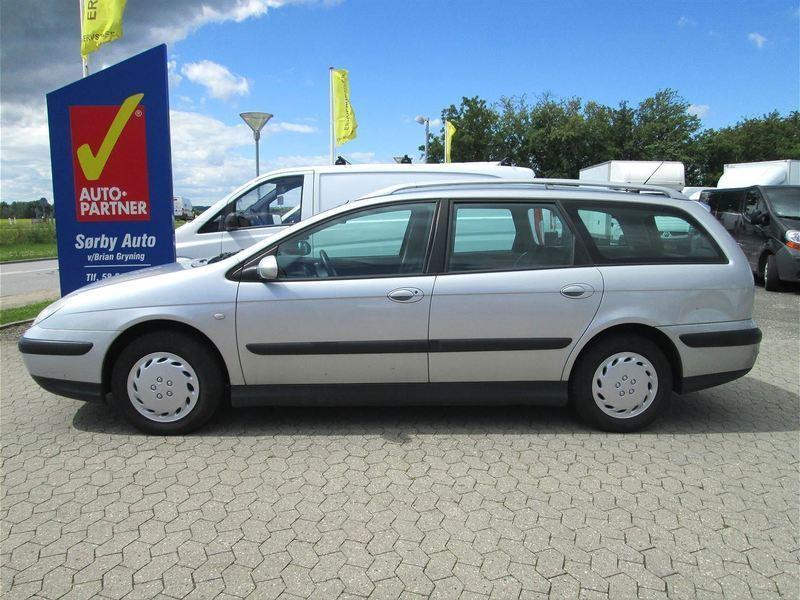 brugt Citroën C5 Weekend 1,8 i 16V Advance (ESP) 117HK Stc