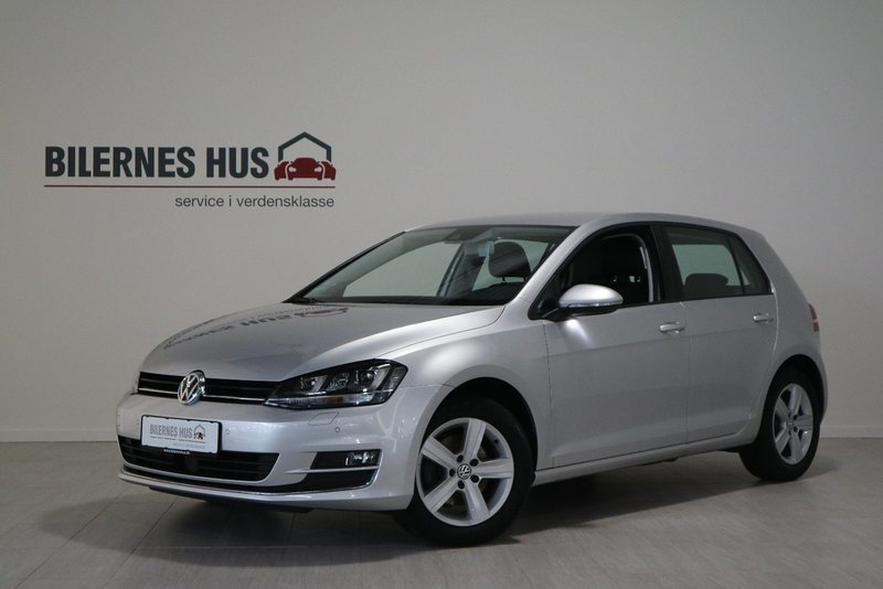 solgt vw golf vii 1 4 tsi 150 highl brugt 2015 km i silkeborg. Black Bedroom Furniture Sets. Home Design Ideas