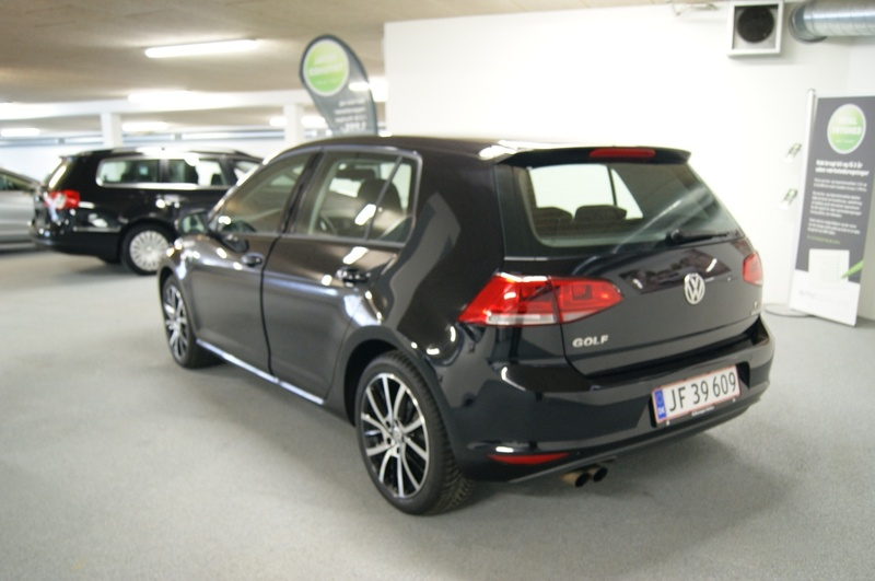 solgt vw golf vii vii 1 4 tsi 140 h brugt 2012 km i h jbjerg. Black Bedroom Furniture Sets. Home Design Ideas