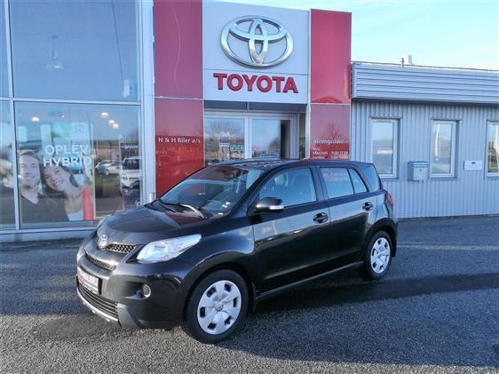 brugt Toyota Urban Cruiser 1,3 Man.6, 5-dørs Eco 99HK