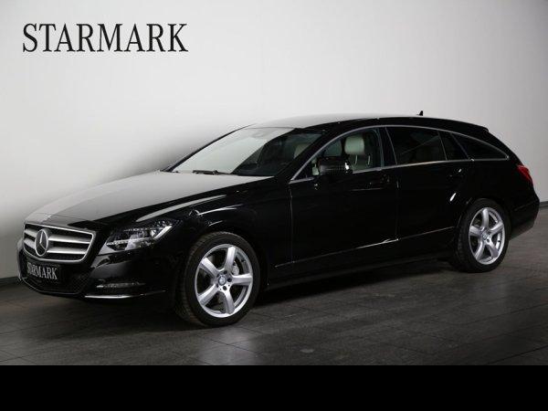 brugt Mercedes CLS350 3,0 CDi Shooting Brake aut. BE