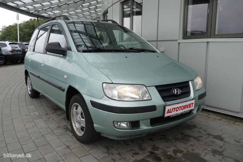 brugt Hyundai Matrix 1,6 103HK