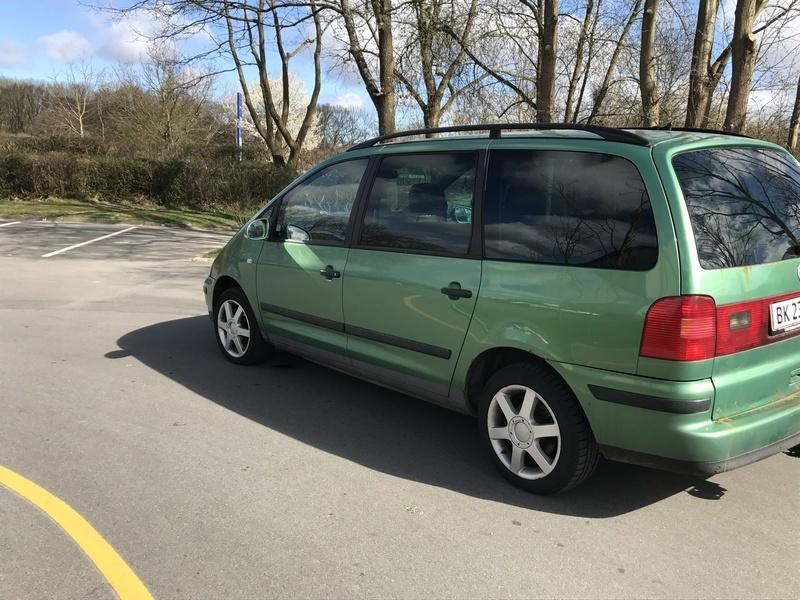 Brugt 2001 VW Sharan 1.9 Diesel kr. 15.500 - 3050 Humlebæk - AutoUncle