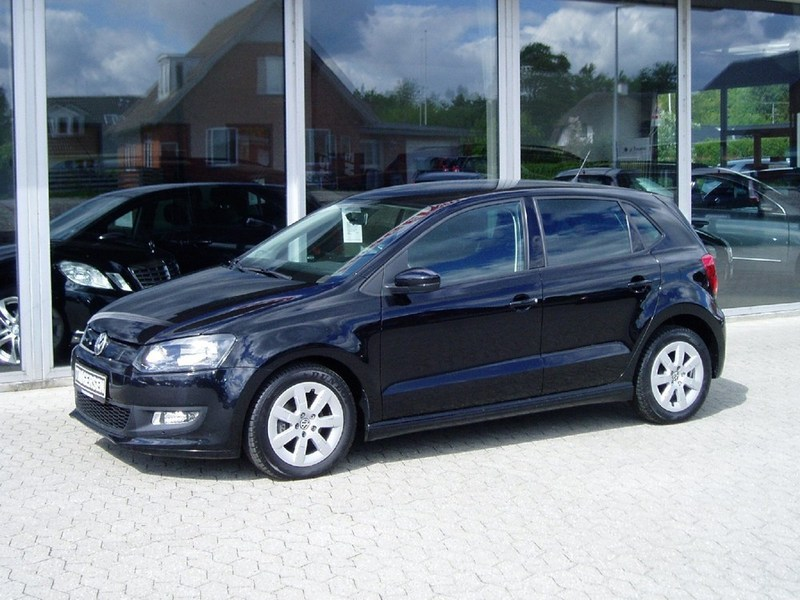 solgt vw polo 1 2 tdi 75 bluemotion brugt 2011 km i silkeborg. Black Bedroom Furniture Sets. Home Design Ideas
