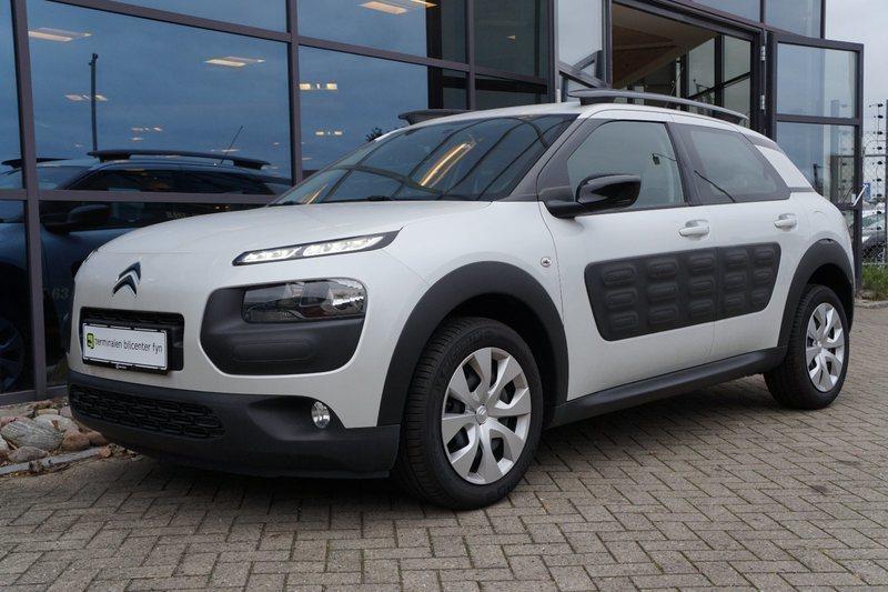brugt Citroën C4 Cactus PT 82 Feel