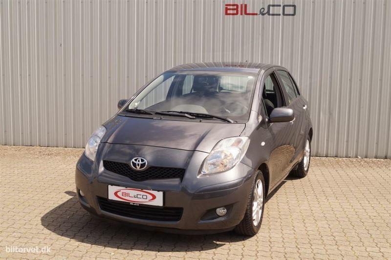 brugt Toyota Yaris 1,3 VVT-I TX 100HK 5d 6g