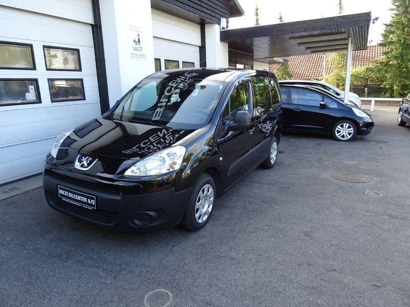 brugt Peugeot Partner 1,6 e-HDi 90 L1 ESG Van Flexpack 4d