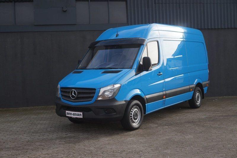 Sprinter – Køb Mercedes Sprinter brugt – billige biler til salg
