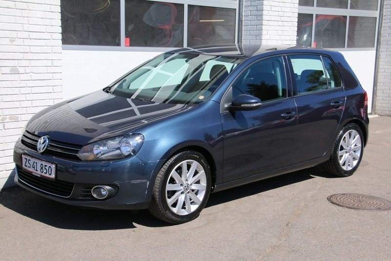 solgt vw golf vi 1 4 tsi 122 highli brugt 2008 km i hvidovre. Black Bedroom Furniture Sets. Home Design Ideas