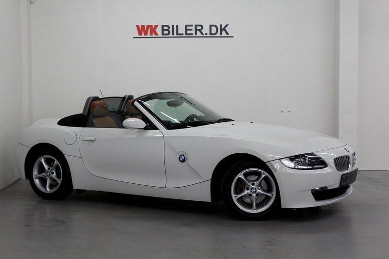 brugt BMW Z4 2,0 Roadster