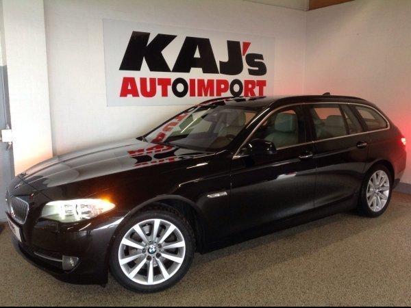 brugt BMW 520 d · 2,0 Touring aut. · 5 d¸rs