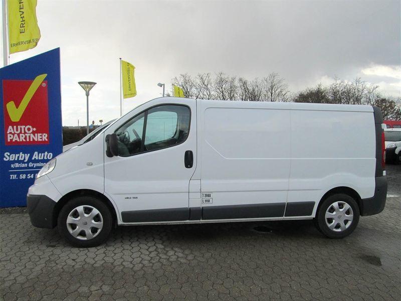 brugt Renault Trafic T29 L2H1 2,0 dCi 115 115HK Van