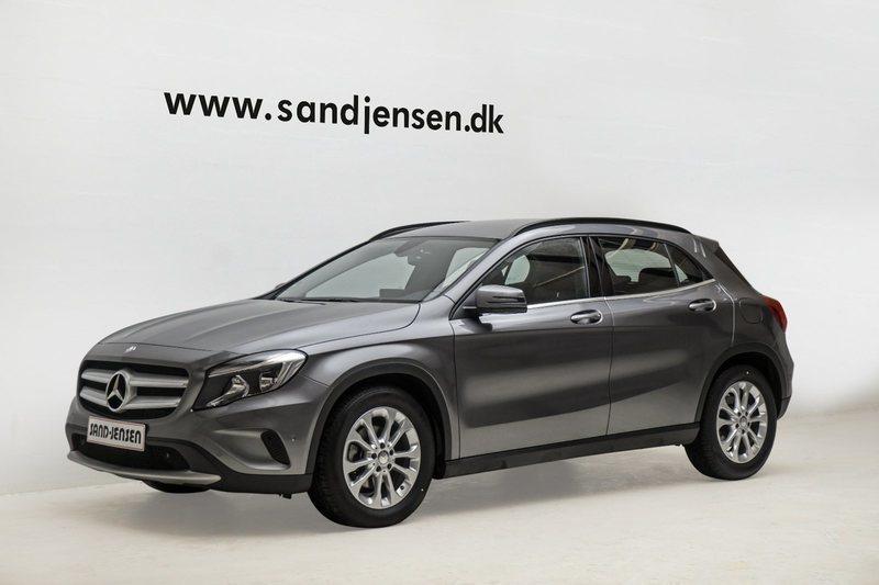 brugt Mercedes GLA220 d 2,2 aut.