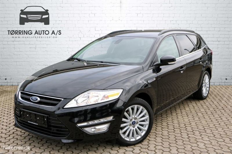 brugt Ford Mondeo 2,0 TDCi Collection Powershift 140HK Stc 6g Aut.