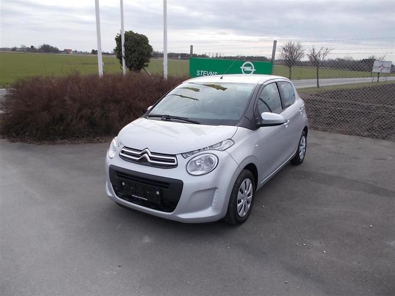 brugt Citroën C1 1,0 VTi Scoop start/stop 68HK 5d