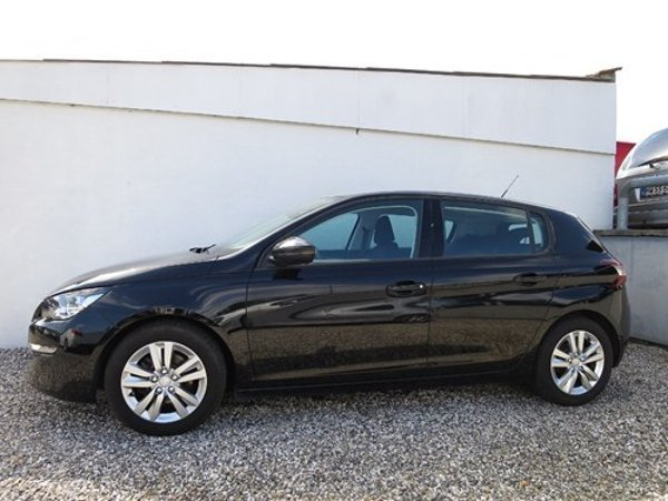 solgt peugeot 308 1 6 thp 125 active brugt 2013 km i silkeborg. Black Bedroom Furniture Sets. Home Design Ideas
