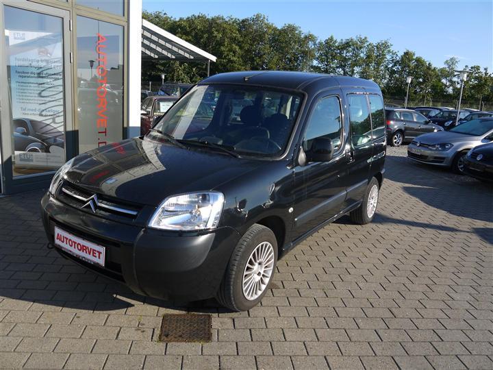 brugt Citroën Berlingo 1,6 HDI Multispace Clim 90HK