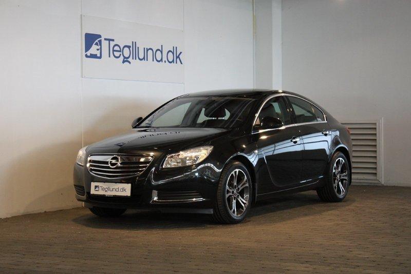 brugt Opel Insignia T 180 Cosmo