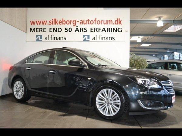 brugt Opel Insignia 2,0 CDTi 140 Cosmo eco 5d