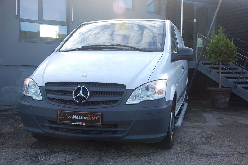 brugt Mercedes Vito 110 2,2 CDi Basic L