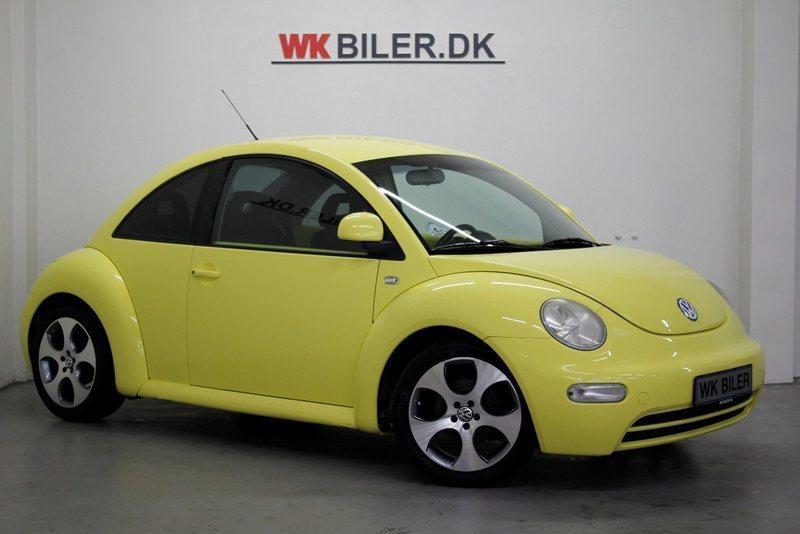 brugt VW Beetle New1,9 TDi 90 Highline