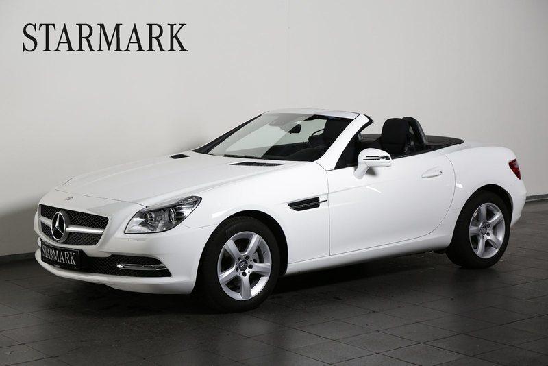 brugt Mercedes SLK200 aut. BE