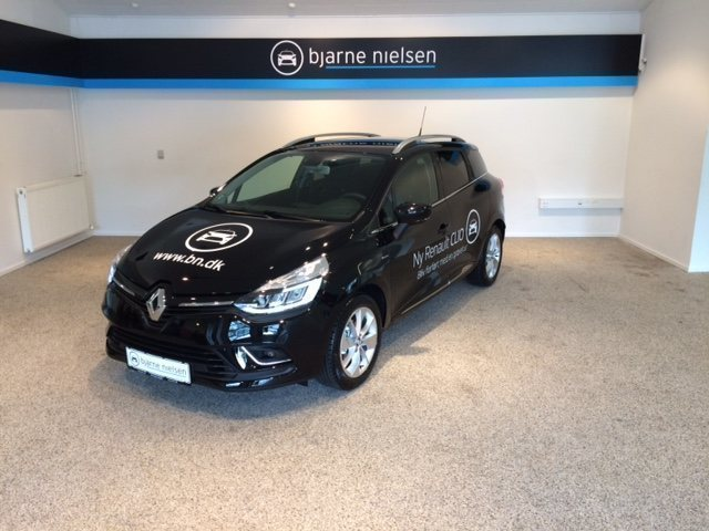 gebraucht Renault Clio IV 0,9 TCe 90 Limited ST